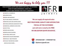 joiner - FRJ - cheap,reliable,gurantee.Works from A to Z.**YOU CAN TRUST US**