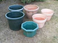 Large Plastic Plant Pots For Sale