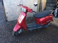 Breaking 2014 50cc Sinnis strada