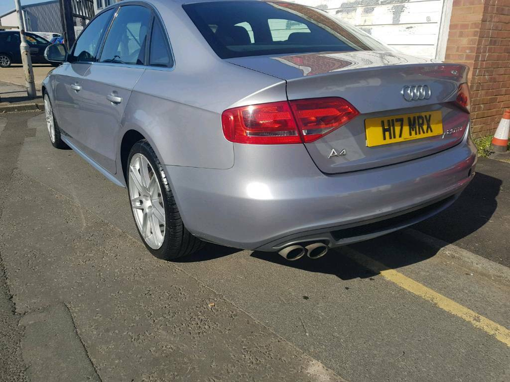 Audi A4 20 Tdi B8 S Line 2009 In Maidenhead Berkshire Gumtree