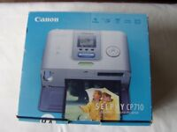 Canon Selphy Compact Photo Printer