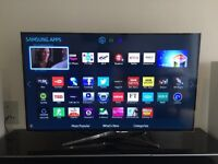 """55"""" Samsung 3D LED smart WiFi full HD freeview built in"""