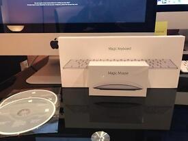 Apple iMac, New Magic Keyboard & Mouse + Training