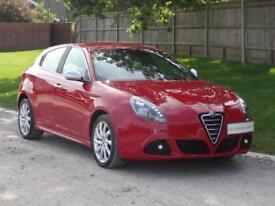 Alfa Romeo Giulietta Jtdm-2 Veloce 5dr (red) 2011