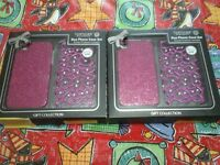 Tortoise duo phone case set for iPhone 4 / 4S screen protector, brand new, boxed