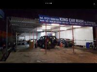 carwash 4 sale (runing business)