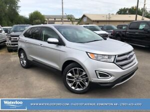 2016 Ford Edge Titanium | Park Assist | Remote Start | Heated/Co