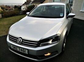 2012 Volkswagen Passat 2.0 SE 140bhp ***FULL MOT** ***SERVICE BOOK***