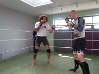 MIXED MARTIAL ARTS (MMA) TRAINING IN DERBY GRAPPLING AND STRIKING