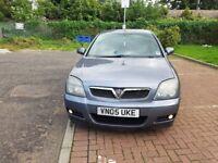 2005 Vauxhall Vectra 3.0 CDTi V6 24v SRi 5dr Automatic @07445775115
