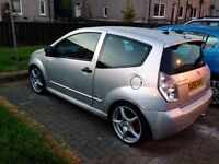 Nice c2 vts for sale or swap