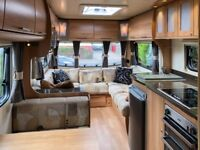 Bailey Olympus II 540-5 Family Caravan with Mover & Awning included
