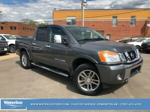 2015 Nissan Titan SL | Heated Seats | Navigation | Leather Uphol