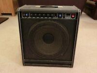 POKER 50W BASS AMP COMBO
