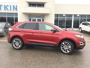 2016 Ford Edge AWD