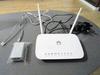 ADSL WiFi Router: Huawei Home Gateway HG532d