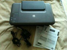 HP Deskjet 1050 All in One J410 Series Printer/Scanner