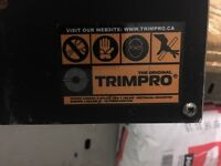 Trimpro bud Leaf and plant trimmer high quality top of its range