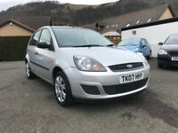 Ford Fiesta 1.4 Style 5dr*Timing Belt+Water Pump Done*Just Serviced*Low Mileage*