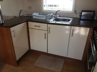3 Bedrooms Insulated Double Glazed & Central Heated Caravan available for rent NO GAS