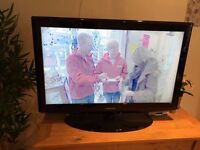 "SPARES OR REPAIRS - Samsung 37"" LCD HD Television"