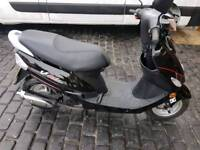 Peugeot clic scooter