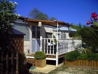 Mobile Home near Grimaud, Gulf of St Tropez, Provence, France
