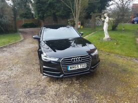 AUDI A6 2016 SLINE 2.0 LTR IMMACULATE- STILL UNDER WARRANTY TILL FEB 2019
