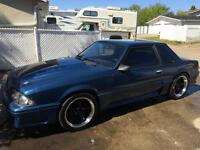 1986 Ford Mustang Fox Body LX