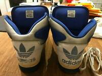 Adidas Jeremy Scott Licence Plate LTD