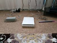 Nintendo Wii with Just Dance 3 game