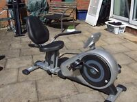 V-Fit MPTCR2 Programmable Recumbent Magnetic Cycle