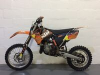 KTM SX 85 Small Wheel, 2012 Motocross Bike