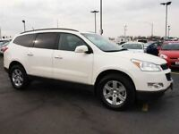 2012 Chevrolet Traverse 1LT with 7 Passenger Seating/Quads