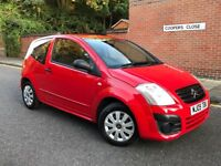Citroen C2 2009 lovely little car full history