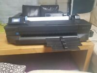 HP DesignJet T120 A1 Plotter *CHEAP*