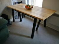 Free table - Ikea Ryggestad - Collection only