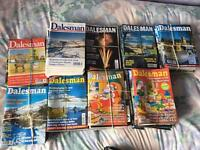 Collection of Dalesman magazine 2000-2009