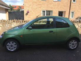 Ford KA Collection - 2007 - with low mileage, cd, aircon, power steering, control locking
