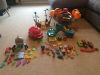 Huge selection of Octonauts toys - excellent Christmas gift!