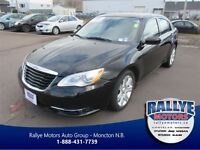 2013 Chrysler 200 Touring, Warranty, 4 cyl, Trade-in