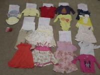 Bundle / Joblot of Baby clothes 3 - 6 months - 19 Items