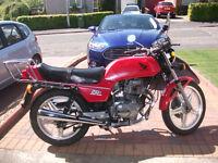 Honda 250cc Superdream