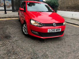 2010 VW Polo 1.2 TDI. 43K MILES. ONE OWNER. FSH.