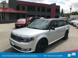 2018 Ford Flex Limited w/NAV, leather pana roof