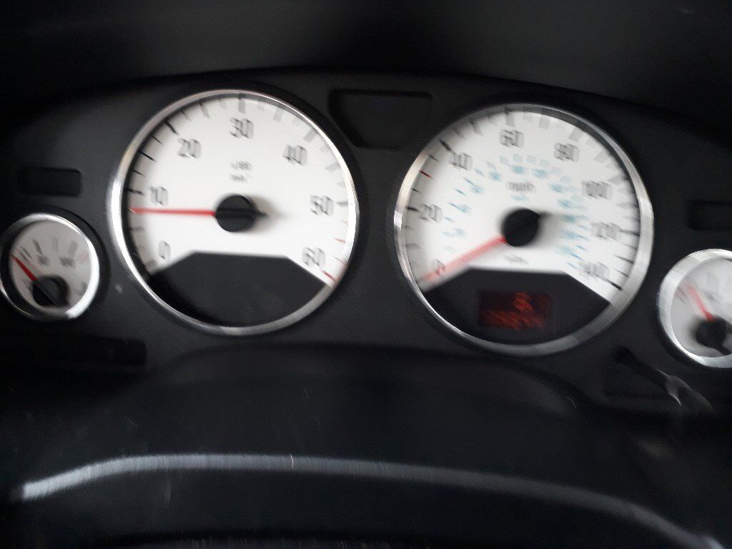 Vauxhall Zafira 2.0l
