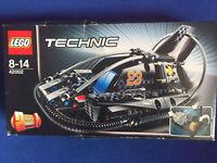 New Lego set: Technic 42002 Hovercraft