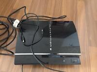 PS3 60gb (ps2 and ps1 compatible)