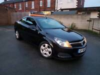 2007 56 VAUXHALL ASTRA 1.6 TWIN TOP CONVERTIBLE
