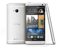 BRAND NEW HTC ONE M7 32GB (Any Network Sim Support)